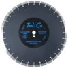 Tool-Co Old Concrete Super - Segmented - 450 x 3.6 x 15 x 25.4mm