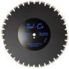 Tool-Co Old Concrete Super - Segmented - 600 x 4.5 x 14 x 25.4mm