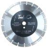 Tool-Co Asphalt / New Concrete Standard - Segmented - 300 x 3.2 x 10 x 25.4mm