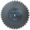 Tool-Co Old Concrete Super - Segmented - 600 x 4.5 x 10 x 25.4mm