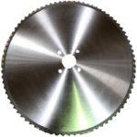 TCT Cold Saw Blades - 250 x 2 x 50mm x 72T