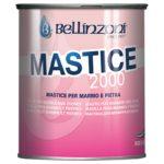 Bellinzoni MASTIC 2000 Glue Solid - Glue Yellow Solid Kit 750ml