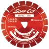 Husqvarna Soff-Cut 4000 - 350mm Soff Cut Diamond Blade