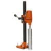 Husqvarna DMS160A/AT Core Drill Motors - DMS160A Core Drill with Fixed Stand - 120mm