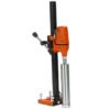 Husqvarna DMS160A/AT Core Drill Motors - DMS160AT Core Drill with Pivot Stand - 120mm