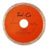 Tool-Co Trade Pro Orange - Continuous Rim - 115 x 2 x 7 x 22.23mm