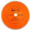 Tool-Co Trade Pro Orange - Continuous Rim - 230 x 2.4 x 7 x 22.23mm