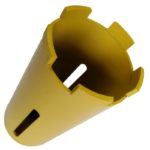 Tool-Co Dry Drilling Core Drill Bits - 38 x 150mm