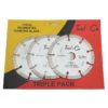 Tool-Co Tri-Pack Diamond Blades - Segmented - 115 x 2 x 7 x 22.23mm
