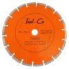 Tool-Co Trade Pro Orange - Segmented - 230 x 2.4 x 7 x 22.23mm