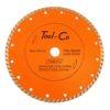 Tool-Co Trade Pro Orange - Turbo - 230 x 2.4 x 7 x 22.23mm