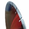 Tool-Co Hand Saw Blades - 400 x 3.2 x 25.4mm - Red (Long Life) - Segmented