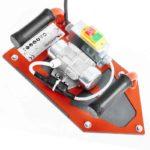 Raimondi Volpino Electric Tile Beater - Compact Vibrator for Large Format Tiles