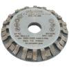 Sigma Jolly Edge - Jolly Edge Bullnose Wheel R6mm (072L06)