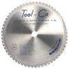 Tool-Co TCT Mild Steel Blades - 305 x 2.4 x 25.4mm x 60T