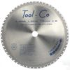 Tool-Co TCT Stainless Steel Blades - 305 x 2 x 25.4mm x 80T (316 Grade)