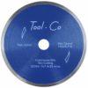 Tool-Co Continuous Rim Wet - continuous-rim - 200 x 1.5 x 7 x 22.23/25.4mm