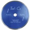 Tool-Co Continuous Rim Wet - continuous-rim - 230 x 1.5 x 7 x 22.23/25.4mm