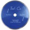 Tool-Co Continuous Rim Wet - continuous-rim - 250 x 1.8 x 7 x 22.23/25.4mm