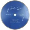 Tool-Co Continuous Rim Wet - continuous-rim - 300 x 2 x 7 x 25.4mm