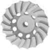 Tool-Co Segmented Cup Grinder Premium 115mm - Premium Silver - 115mm x M14 x 25#