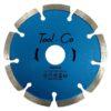Tool-Co Segmented Premium - 115 x 2.2 x 7 x 22.23mm