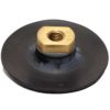 Tool-Co Backing Pads - 105 x M14 - Flexi Rubber