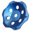 Tool-Co PCD Flower Cup Grinders - 180mm x 22.23mm