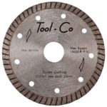Tool-Co Turbo Dry - Turbo - 115 x 2 x 7 x 22.23mm