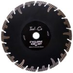 Tool-Co Turbo Segmented Cyclone - 230 x 2.9 x 8 x 22.23mm