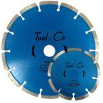 Tool-Co Segmented Premium - 125 x 2.5 x 7 x 22.23mm