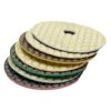 Sigma Bevelling Machine - Polishing Pad, Dry 100 x 1.5mm x 50#