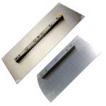 "Tool-Co Metal Finishing Blades - Finishing Blade 36"", 6"" x 14"" ECO"