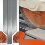 Raimondi Continuous Rim Wet Specialised - Straight Porcelain - 300 x 10 x 25.4mm