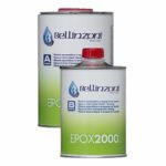 Bellinzoni Epox2000 - Epox2000 Epoxy B 250ml