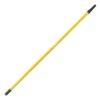 Kam Tools Broomstick Handles - 25mm x 1.4m to 2.5m Metal Telescopic Broomstick