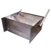 Kam Tools Adjustable Screed box - 600mm Stainless Steel Screed Box