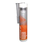 Siltech 100 Acetoxy Sealant - 280ml - Grey