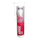 Siltech 9000 Paintable Sealant - 260ml - White