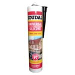 Soudal Universal Silicone - 270ml - Clear
