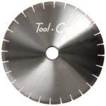 Tool-Co Standard Centre Quartz - 400 x 2.8 x 8 x 50/60mm