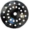 Tool-Co T-Segmented Cup Grinders - 180mm x 22.23mm
