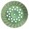 Tool-Co Segmented Cup Grinder Premium 180mm - Hard Floor Green - 180mm x M14 x 25#