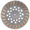 Tool-Co Segmented Cup Grinder Premium 180mm - Med Floor Gray - 180mm x M14 x 40#