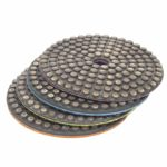 Tool-Co Metal Dot Velcro Pads - 100mm x 30#