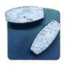 Diamond Grinding Plates - Extra Soft Floor 25# - Blue