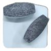 Diamond Grinding Plates - Medium Floor 40# - Silver