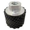 Tool-Co Drum Wheels D50 x 40mm Grinding & Polishing - D50mm x 40mm x M14 - 50# Black