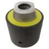 Tool-Co Drum Wheels D50 x 40mm Grinding & Polishing - D50mm x 40mm x M14 - 100# Yellow