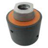 Tool-Co Drum Wheels D50 x 40mm Grinding & Polishing - D50mm x 40mm x M14 - 200# Orange